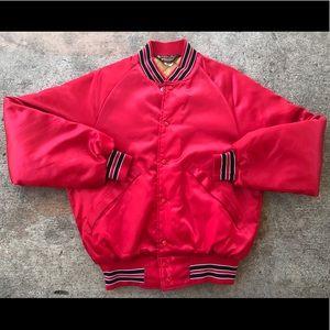 Other - Vintage Style Men's Varsity Bomber Jacket